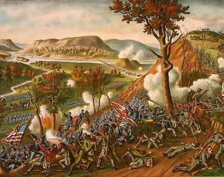 civil war battle of chickamauga